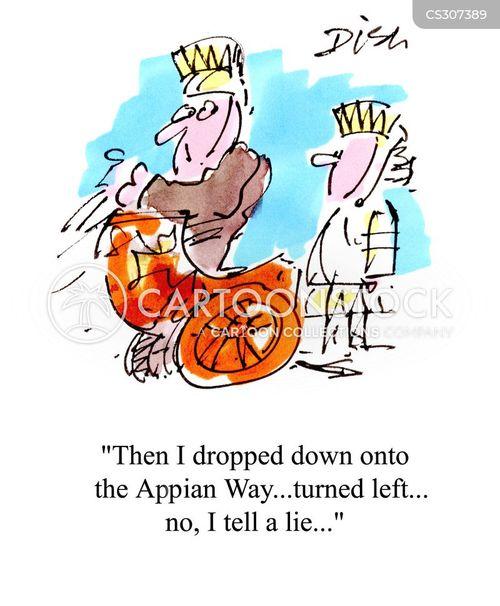 centurion cartoon