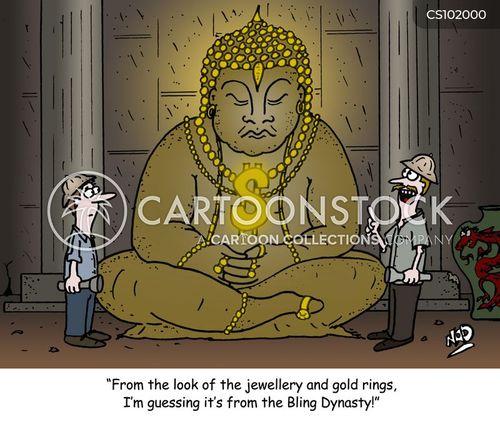 jewel cartoon