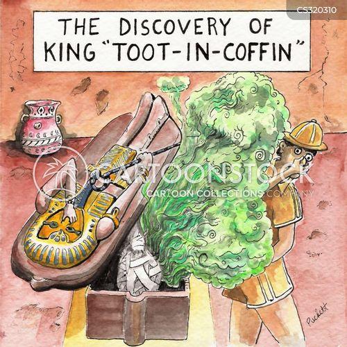 tutankhamun cartoon