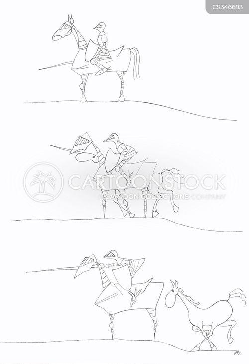 shining armor cartoon