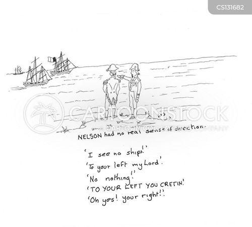 napoleonic wars cartoon
