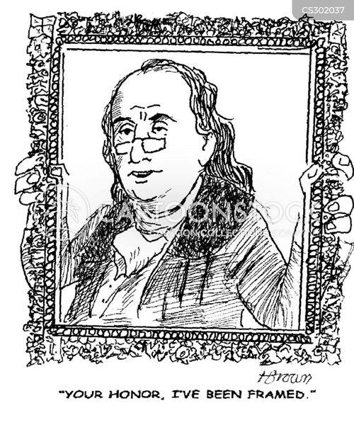 framing cartoon