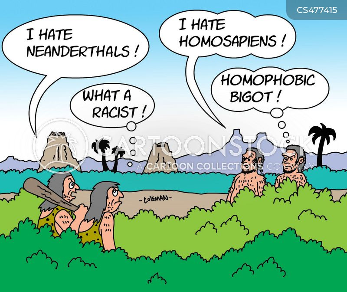 homosapiens cartoon