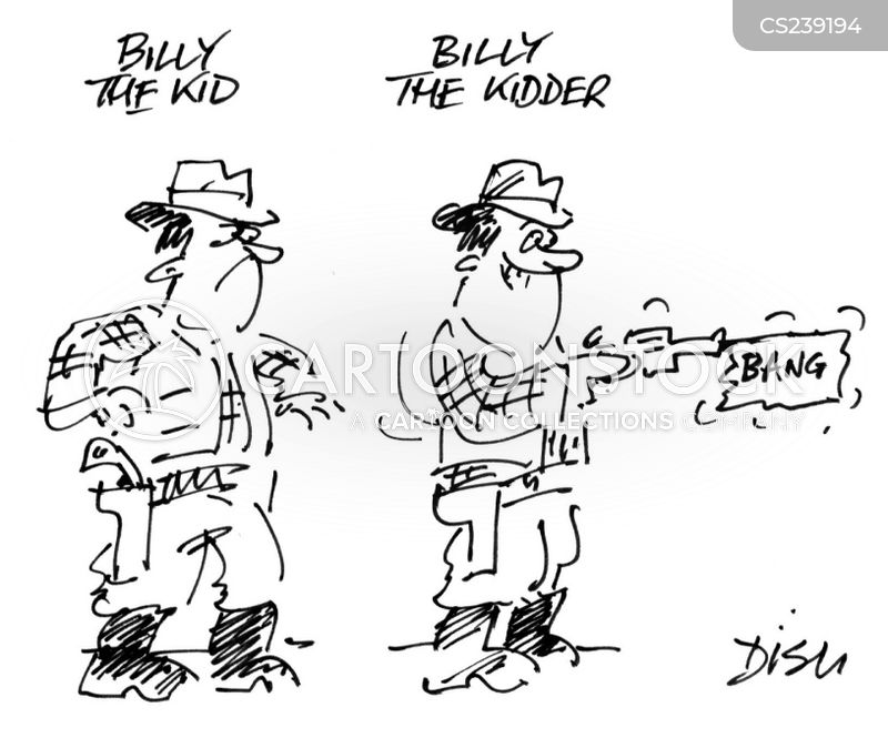 Billy The Kid cartoons, Billy The Kid cartoon, funny, Billy The Kid picture, Billy The Kid pictures, Billy The Kid image, Billy The Kid images, Billy The Kid illustration, Billy The Kid illustrations