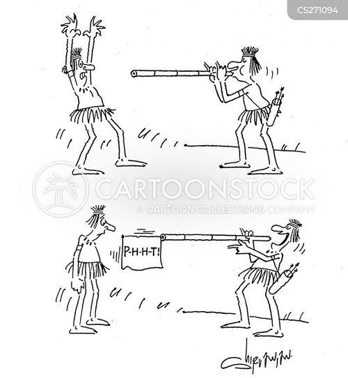 indigenous cartoon