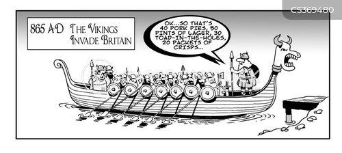 british invasion cartoon