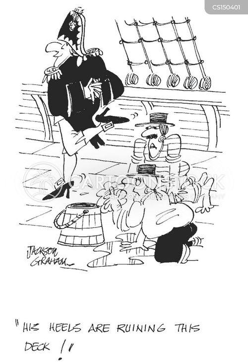 galleon cartoon