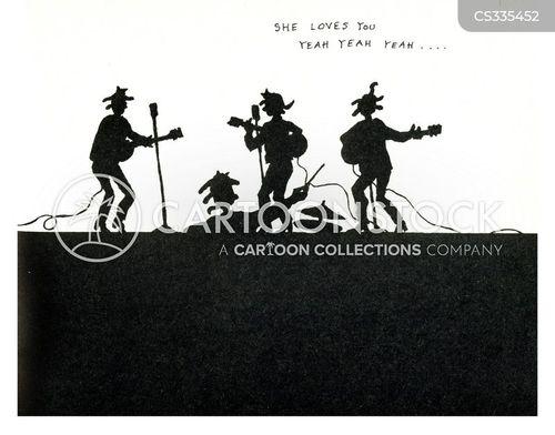 boy bands cartoon