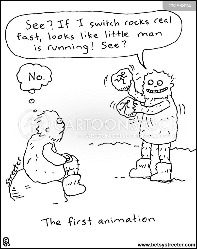 Animation Cartoons and Comics - funny pictures from CartoonStock