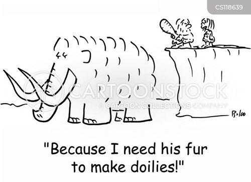 mastodons cartoon