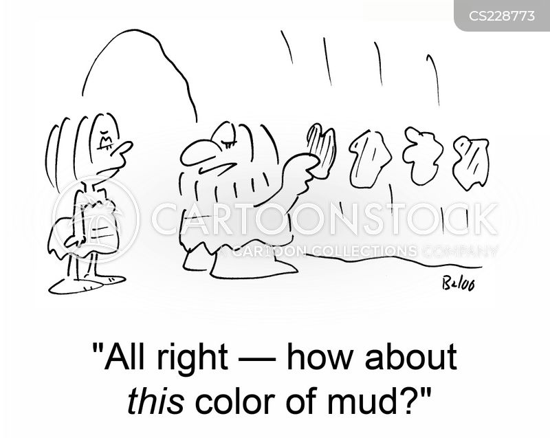 wall colours cartoon