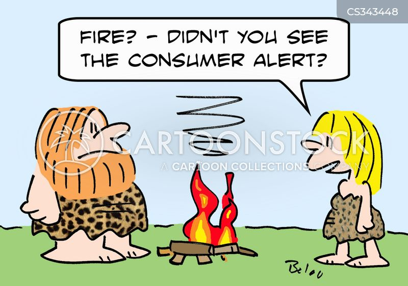 The founding and history of consumer alert