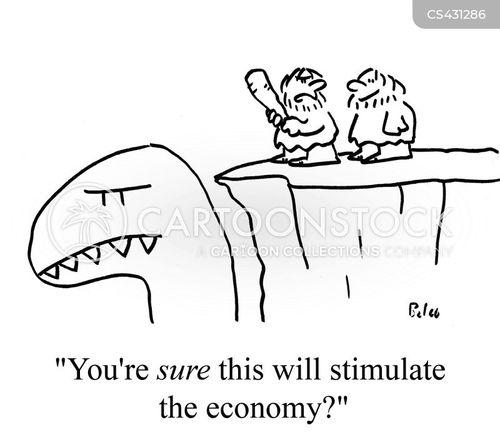stimulate cartoon