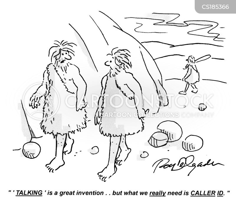 talkers cartoon