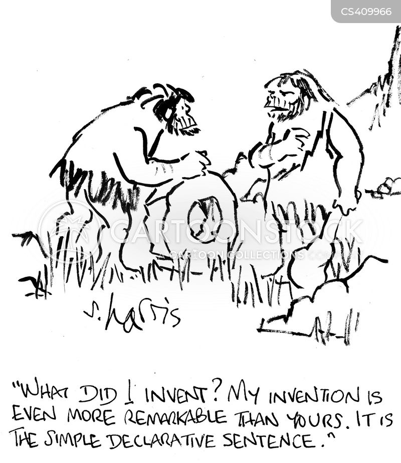 declarative sentences cartoons and comics funny pictures from