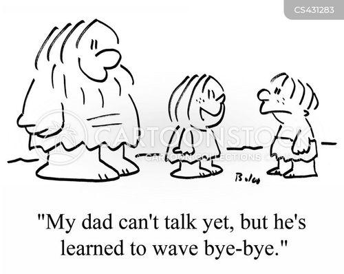 human development cartoon