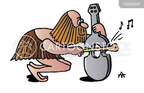 fiddlers cartoon