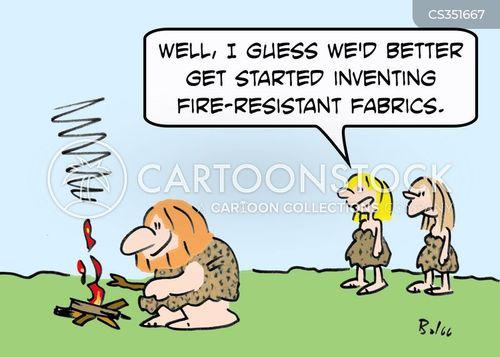 resistant cartoon