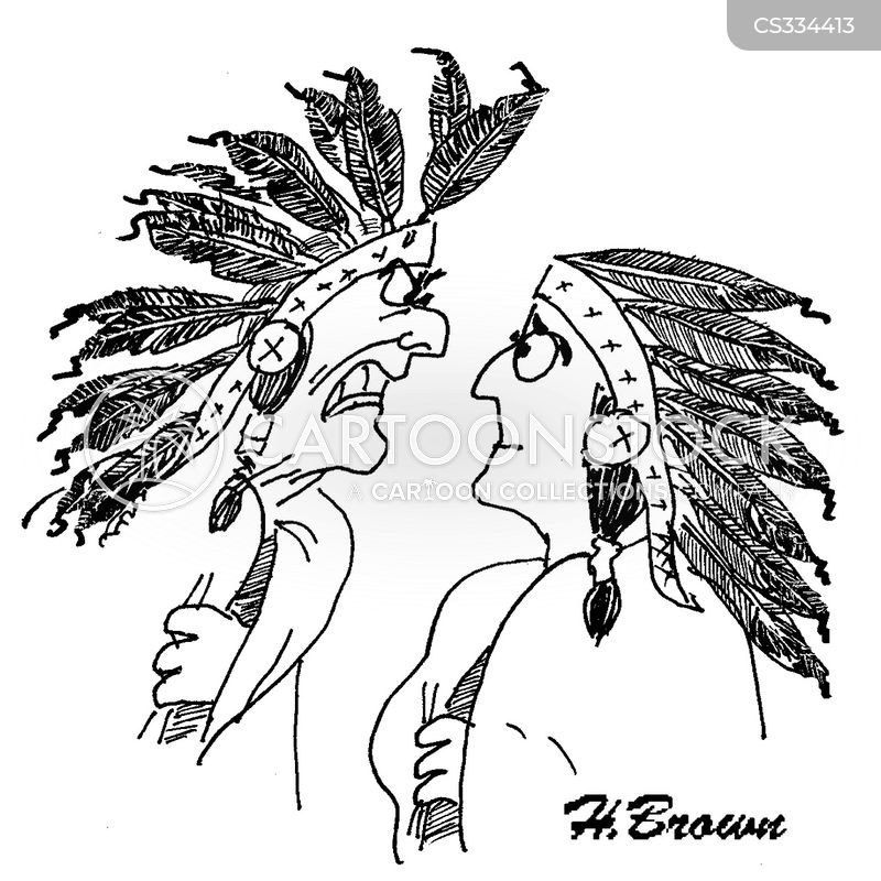 warbonnet cartoon