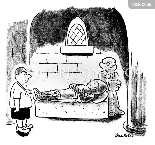 monumental cartoon