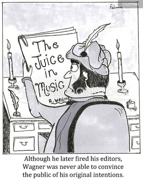 anti-semite cartoon