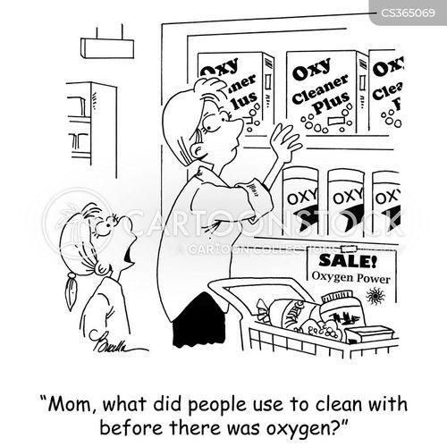 laundry room cartoon