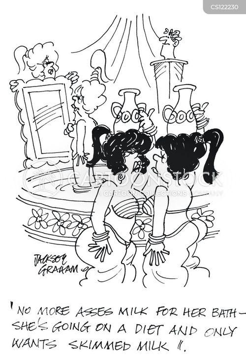 cleopatra cartoon