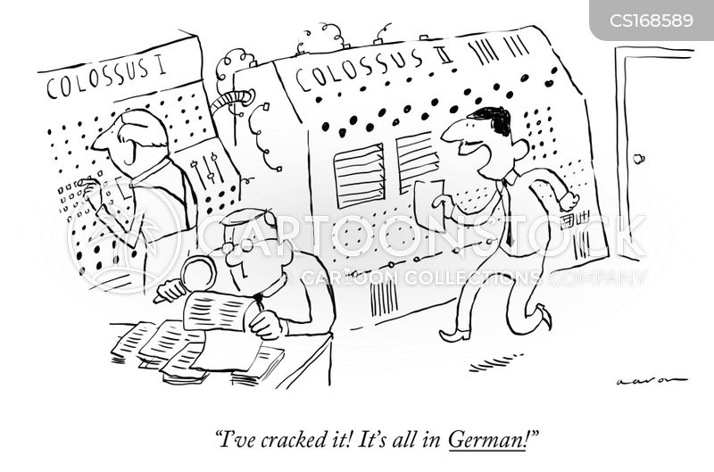 cryptographs cartoon