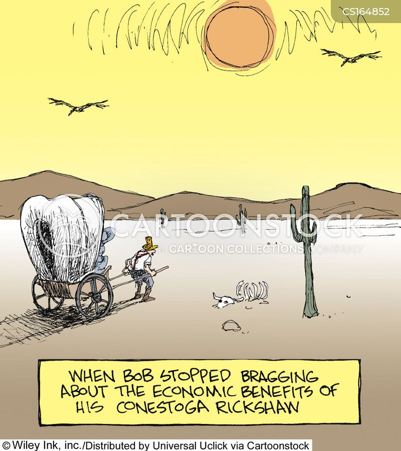 deserts cartoon