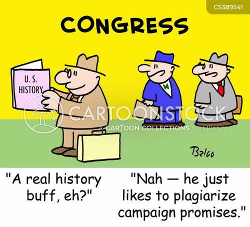 history buff cartoon