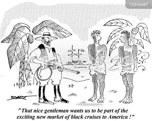 colonist cartoon
