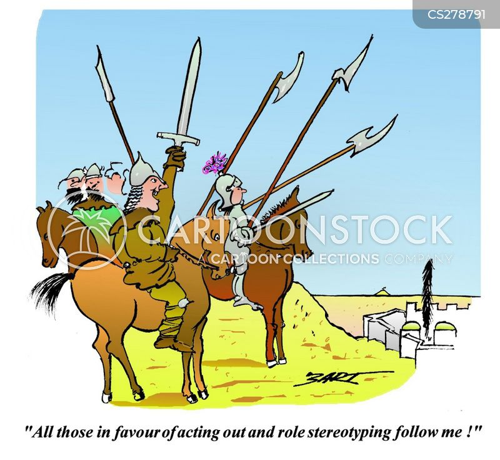 crusaders cartoon