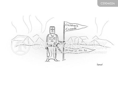 crusade cartoon