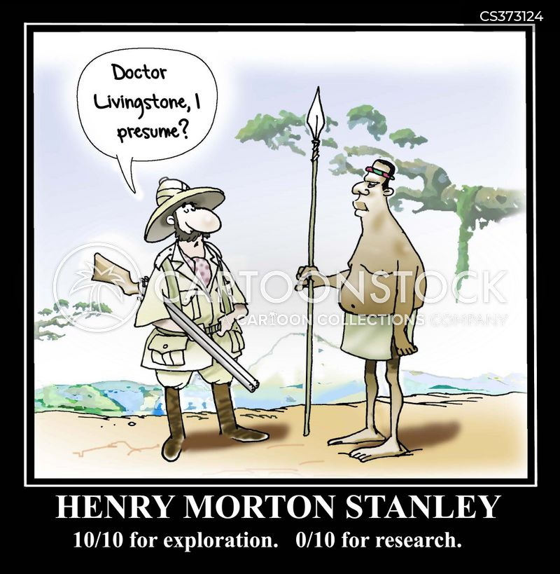 stanley cartoon