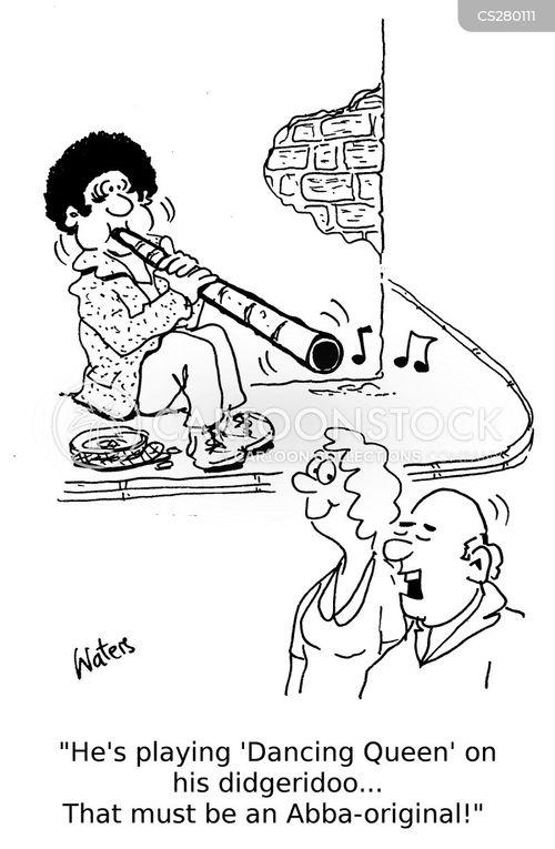 abba cartoon