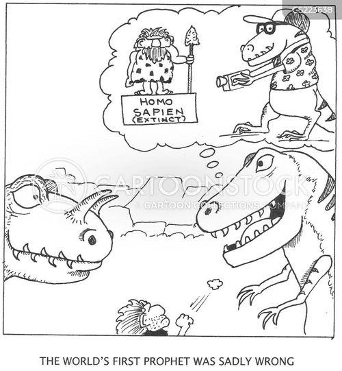 apeman cartoon