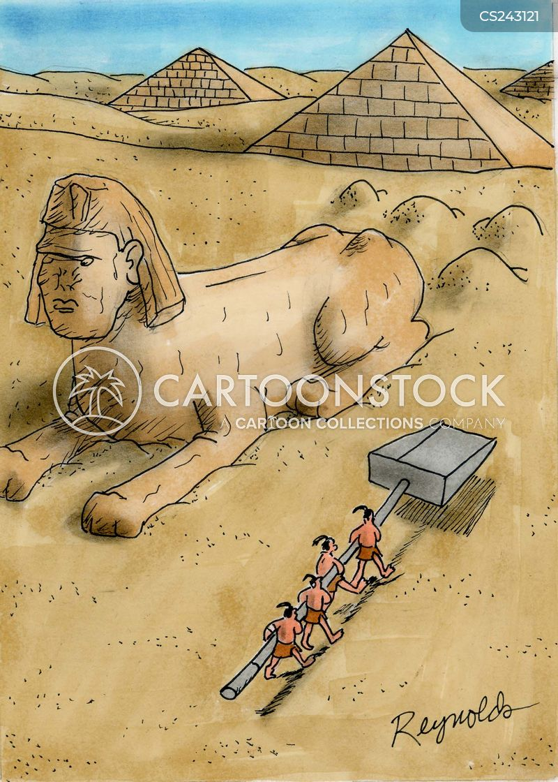 cairo cartoon