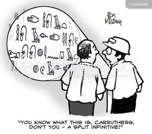 ancient historian cartoon
