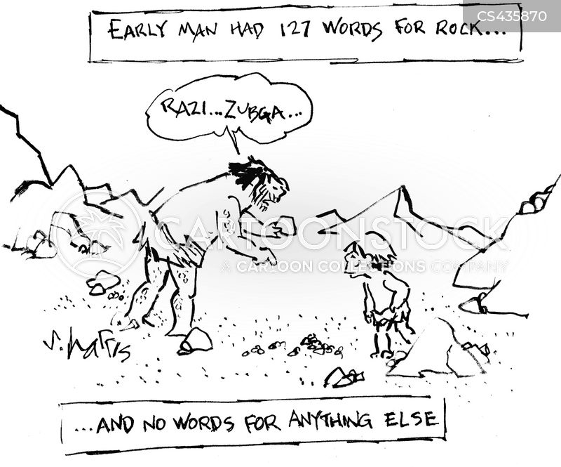language development cartoon
