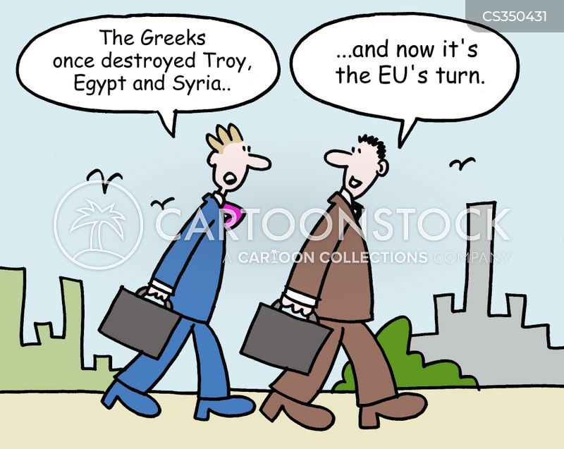 greek history cartoon