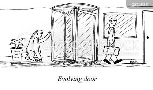 developmental cartoon
