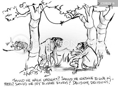 nenaderthal cartoon