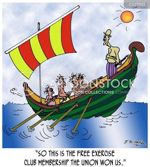phoenician cartoon