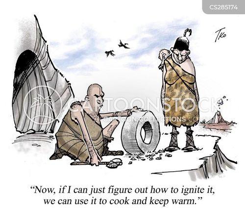 ignite cartoon