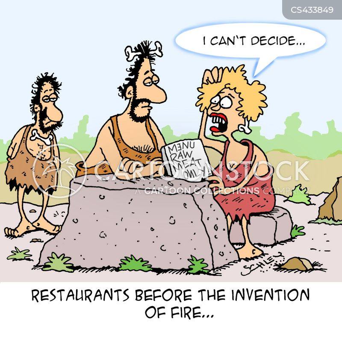 raw meat cartoon