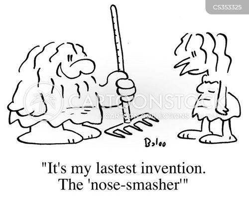 slap stick cartoon