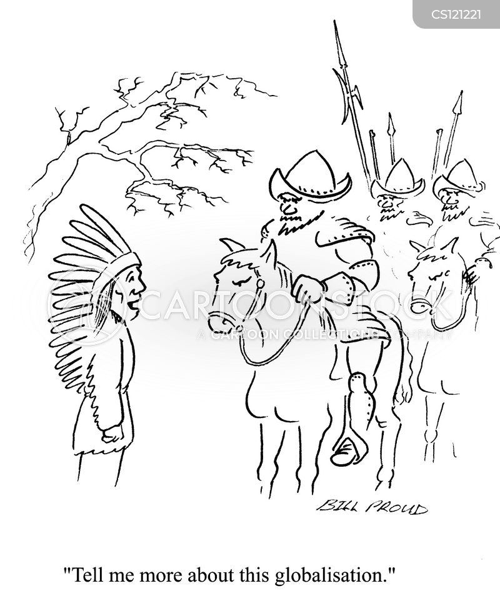 explains cartoon