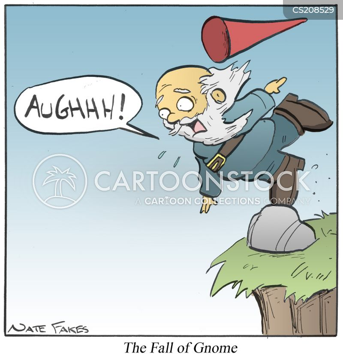 gnomes cartoon
