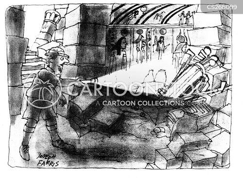 hidden treasure cartoon