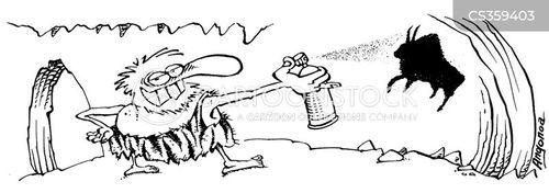 cavepainting cartoon